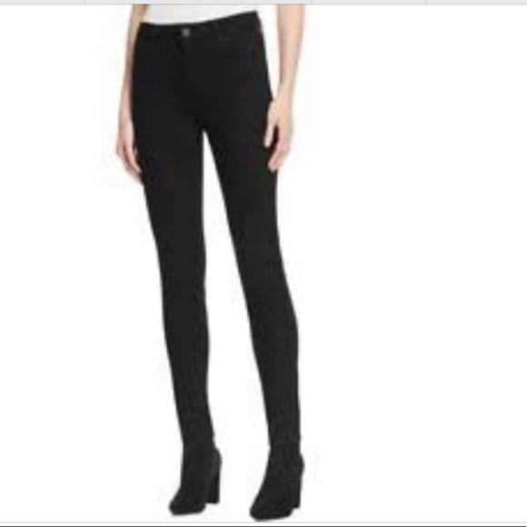 Sanctuary Denim - Sanctuary slender fx black social skinny jeans 24